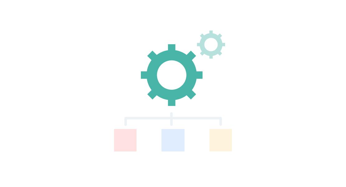 Link schedule adjustment data to external services